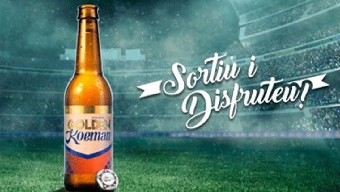 В Барселоне назвали пиво в честь золотых волос Кумана