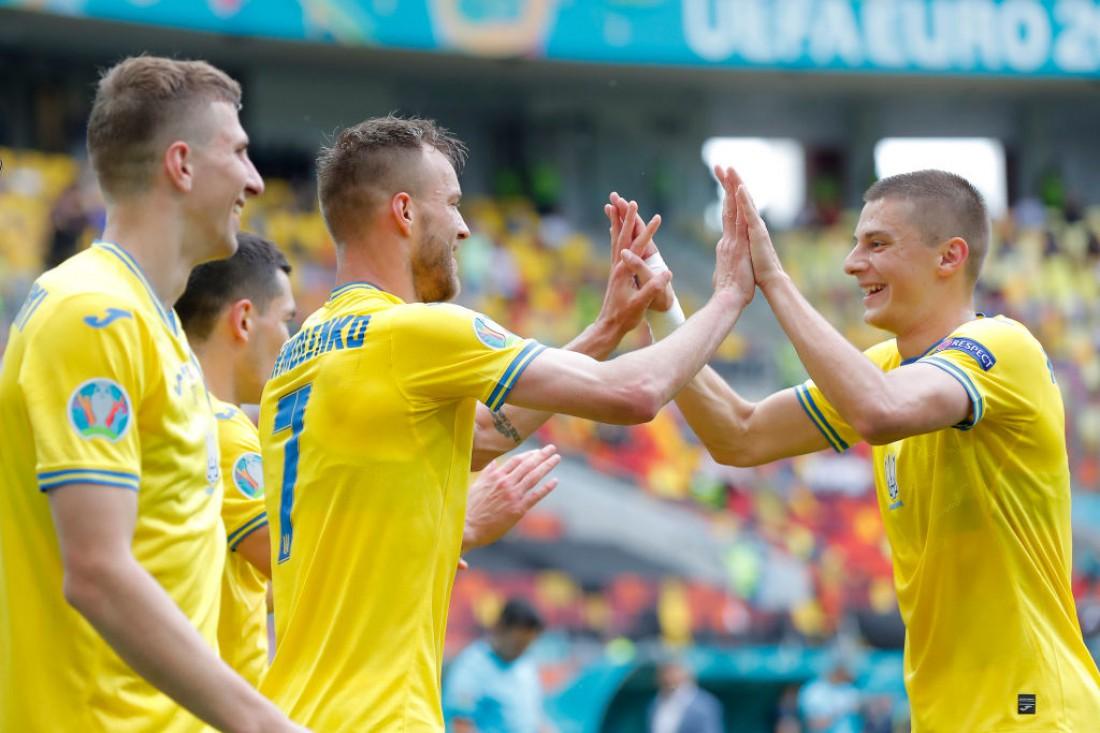 Украина - Северная Македония: видео голов и обзор матча