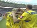 Семь лет назад сборная Украины впервые вышла в 1/8 финала ЧМ по футболу