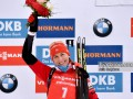 Биатлон: Кузьмина выиграла спринт, украинки в очередной раз провалили гонку