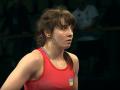 Украинка Семкив уверенно прошла в финал чемпионата Европы по борьбе