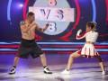 Танцы со звездами: Беринчик ярко исполнил фристайл и продолжит борьбу в шоу