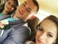 Украинские гимнасты Радивилов и Кислая сыграли свадьбу