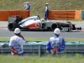 Хэмилтон стал лучшим на первой практике Гран-при Венгрии