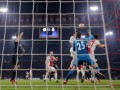 Экс-арбитр - об отмененном голе в ворота Реала: Игрок Аякса мешал Куртуа ловить мяч
