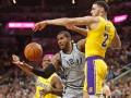 НБА: Детройт проиграл Бостону, Сан-Антонио обыграл Лейкерс