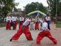 Боевой гопак в Корее показали с серпами