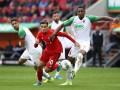Бавария пропустила гол на 27-й секунде матча, но сумела завершить поединок вничью