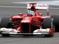 Алонсо выиграл дождевую квалификацию Гран-при Германии