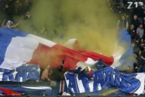 Разборки в Париже для болельщиков загребского Динамо закончились плачевно