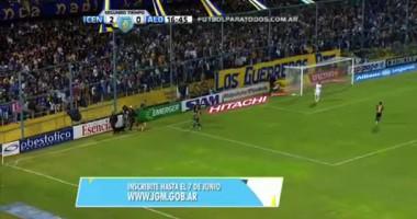 Овчарка дала урок футбола аргентинским футболистам