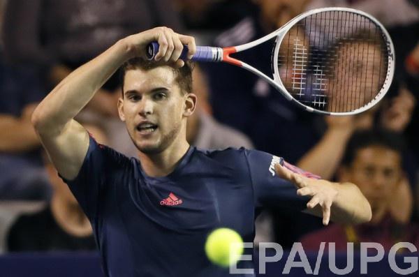 Доминик Тим станет самым молодым участником Итогового турнира ATP