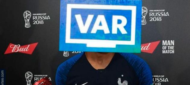 Французский VAR и единственный зонт: лучшие мемы финала ЧМ-2018