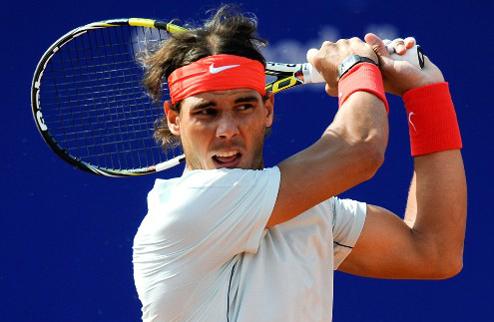 Рафаэль Надаль победил на турнире в Дохе