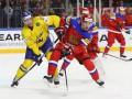 Россия - Швеция 2:1 Видео шайб и обзор матча ЧМ по хоккею