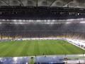 Ультрас Динамо объяснили свое поведение на матче Шахтер – Лион