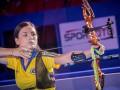 Украинка Марченко выиграла золото на чемпионате Европы по стрельбе из лука