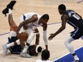 Плей-офф НБА: Бостон шокировал Бруклин, Даллас уступил Клипперс