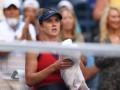 Две украинские теннисистки вошли в топ-10 лучших обводящих ударов US Open