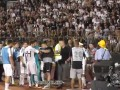 Лидер фанатов Партизана отобрал капитанскую повязку у футболиста