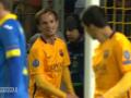 БАТЭ - Барселона 0:2 Видео голов и обзор матча Лиги чемпионов