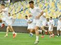 Украина - Сербия: Зинченко и Малиновский в старте, Лунин остался в запасе