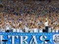 Фанаты Динамо и Аякса устроили драку в центре Киева