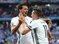Германия смела Словакию на пути в четвертьфинал Евро-2016