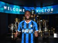 Интер объявил о подписании контракта с Мозесом