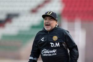 Марадона считает, что Солари в скором времени покинет Реал