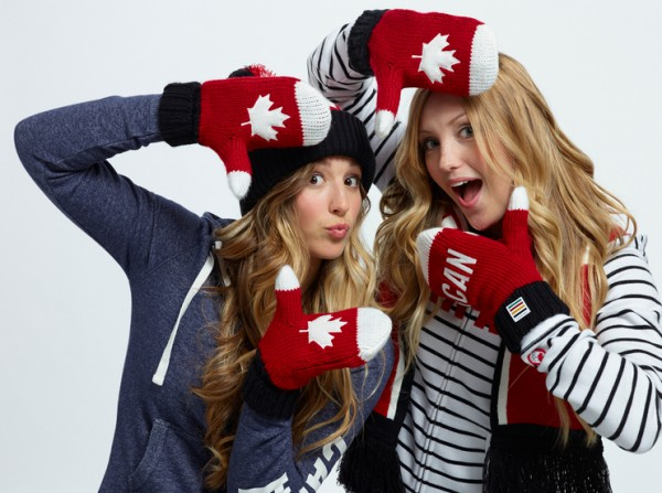 Золото и серебро Канады в могуле