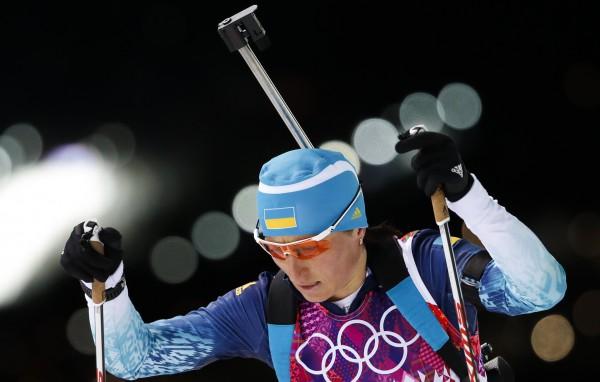 Вита Семеренко сегодня не смогла повторить свой медальный успех