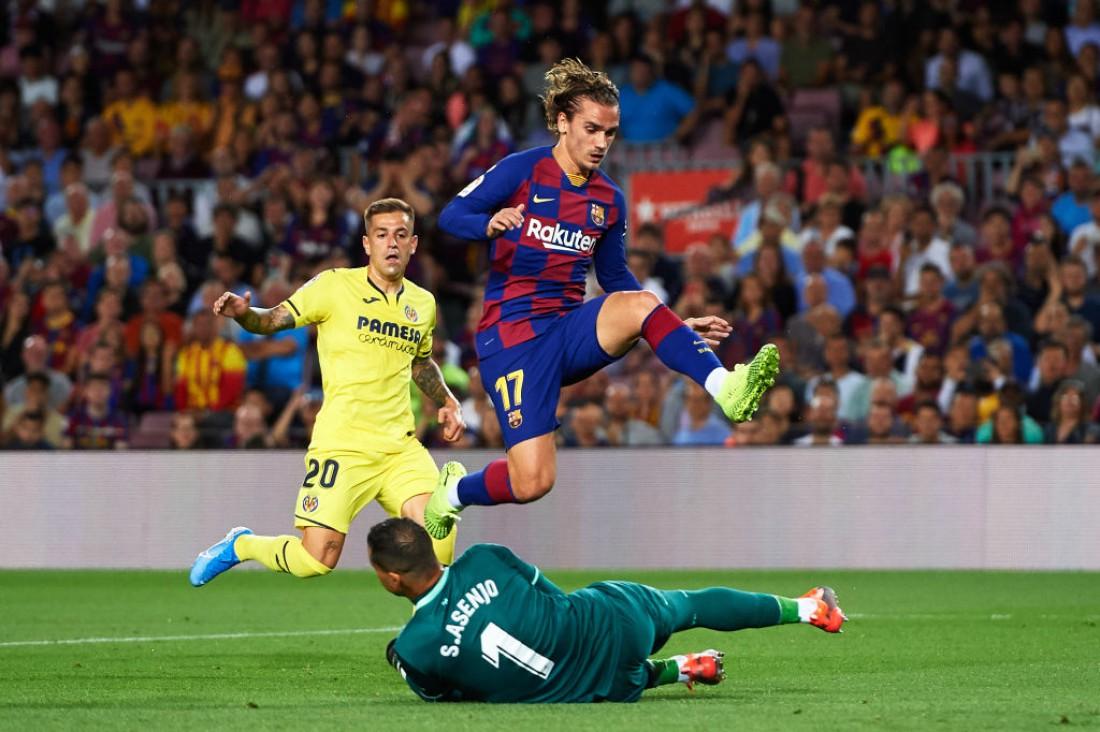 Барселона победила Вильярреал