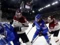 Италия – Латвия 1:2 Видео шайб и обзор матча ЧМ по хоккею
