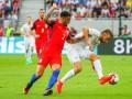 Англия на последней секунде вырвала победу у Словакии