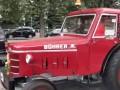 ЧМ-2018: Швейцарский фанат приехал в Россию на стильном тракторе