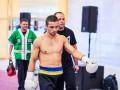 Перспективный украинский боксер Лазарев проведет бой в Москве