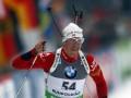 Рупольдинг: Бергер выигрывает спринт