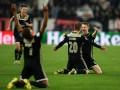 Видео дня: Бурная радость игроков Аякса после выхода в полуфинал Лиги чемпионов
