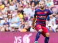 Полузащитник Барселоны во время матча выругался в адрес матери судьи