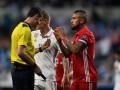 Королевское судейство: реакция соцсетей на матч Реал - Бавария в Лиге чемпионов