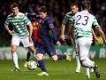 Месси: Барселона играла хорошо, Селтику просто повезло