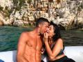 Роналду вместо матчей за сборную Португалии расслабился на яхте со своей возлюбленной