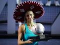 Цуренко выиграла турнир в Акапулько
