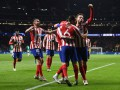 Атлетико - Локомотив 2:0 видео голов и обзор матча Лиги чемпионов