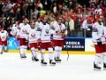 Чехия разгромно обыграла Беларусь в матче ЧМ по хоккею