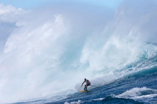 Чак среди самых суровых волн в мире