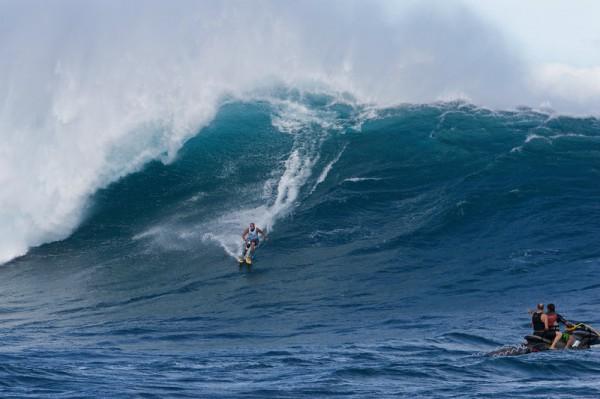 Серфинг не всегда проходит гладко