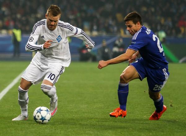 динамо киев– челси Photo: Челси: Смотреть онлайн трансляцию матча Лиги