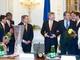 Есть повод... / Фото Михаила Маркива, пресс-служба Президента Украины